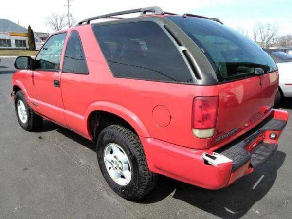 Chevrolet Blazer 2000 $950.00 incacar.com