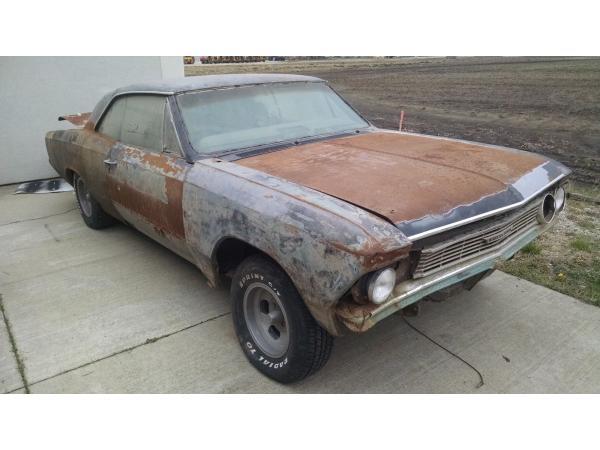 Chevrolet Chevelle 1966 $3990.00 incacar.com