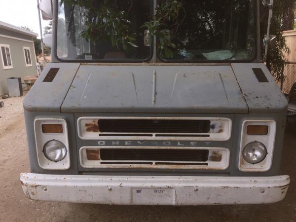 Chevrolet P30 Van 1977 $900.00 incacar.com