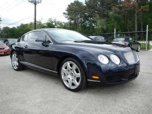 Bentley Continental 2005 $45000.00 incacar.com