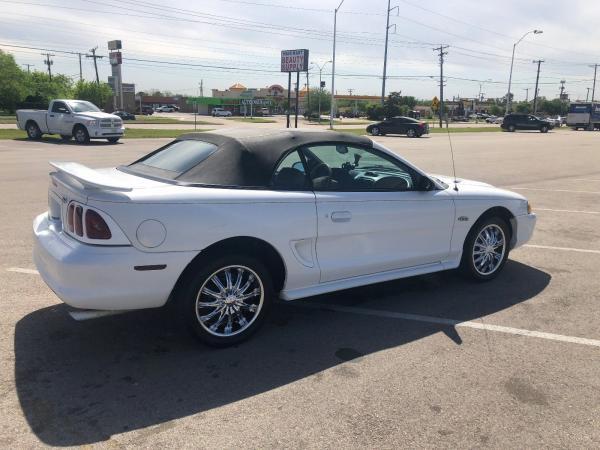 Ford Mustang 1996 $2075.00 incacar.com
