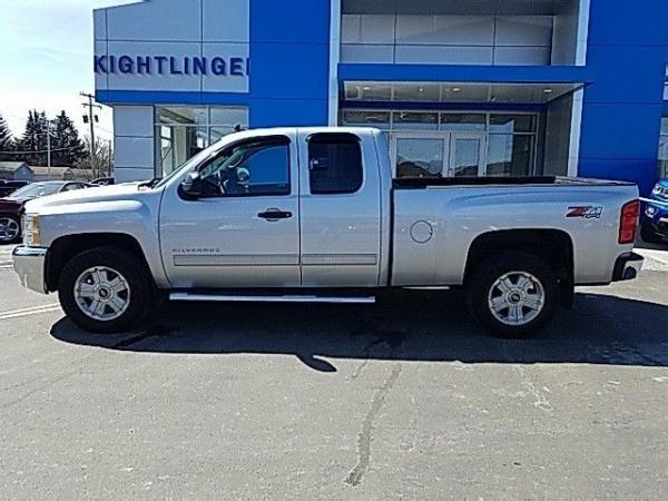 Chevrolet Silverado 1500 2013 $21000.00 incacar.com