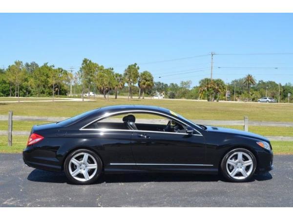 Mercedes-Benz CL-Class 2008 $25191.00 incacar.com