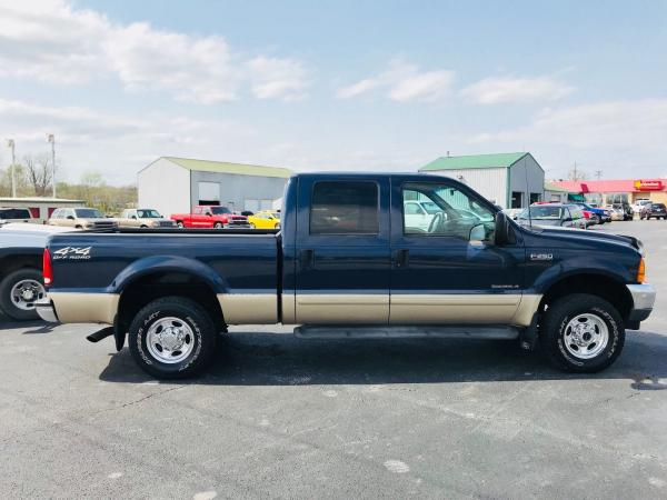 Ford F-250 2001 $5600.00 incacar.com