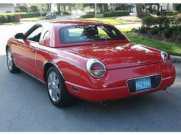 Ford Thunderbird 2002 $12500.00 incacar.com