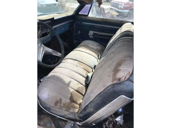 Chevrolet Impala 1968 $2500.00 incacar.com