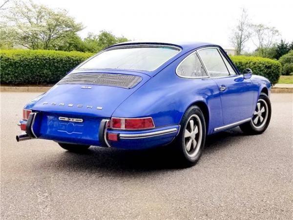 Porsche 912 1969 $67000.00 incacar.com