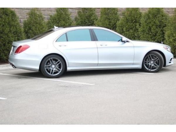 Mercedes-Benz S-Class 2014 $45975.00 incacar.com