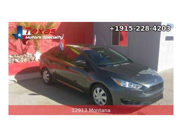 Ford Focus 2016 $5200.00 incacar.com