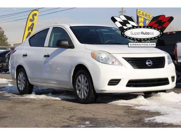Nissan Versa 2012 $4550.00 incacar.com