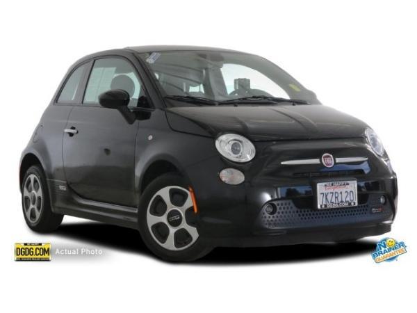 Fiat 500e 2015 $10533.00 incacar.com