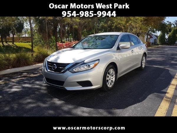 Nissan Altima 2016 $9999.00 incacar.com