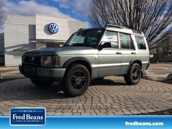 Land Rover Discovery 2004 $5900.00 incacar.com