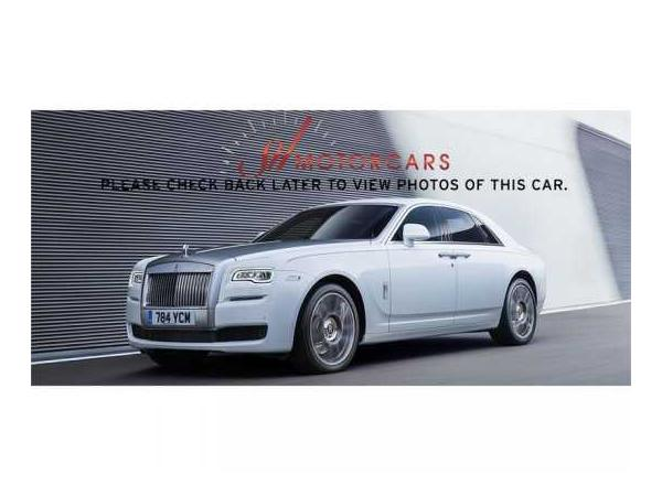 Rolls-Royce Ghost 2018 $360700.00 incacar.com