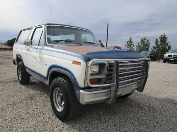 Ford Bronco 1985 $3900.00 incacar.com