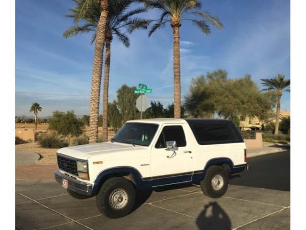 Ford Bronco 1983 $8900.00 incacar.com