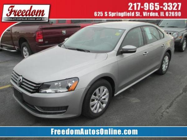 Volkswagen Passat 2013 $13998.00 incacar.com
