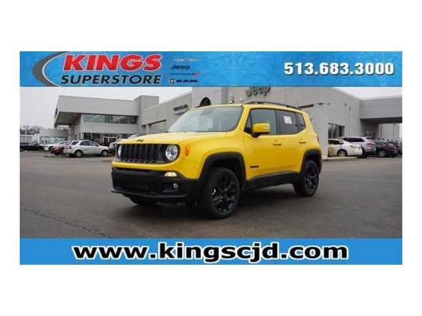 Jeep Renegade 2017 $23332.00 incacar.com