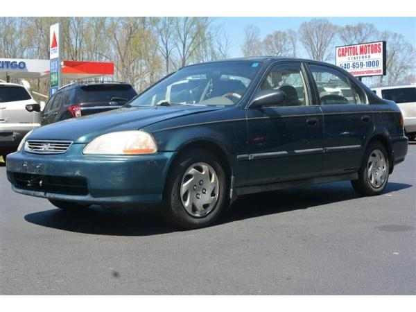 Honda Civic 1997 $1995.00 incacar.com