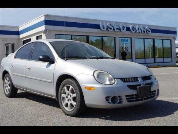 Dodge Neon 2004 $799.00 incacar.com