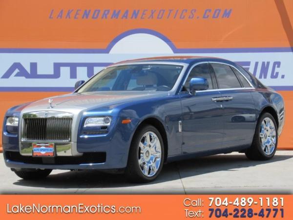 Rolls-Royce Ghost 2011 $116987.00 incacar.com