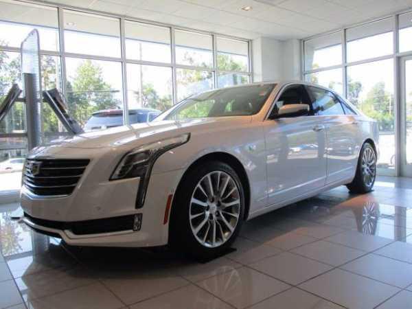 Cadillac CT6 2016 $47049.00 incacar.com