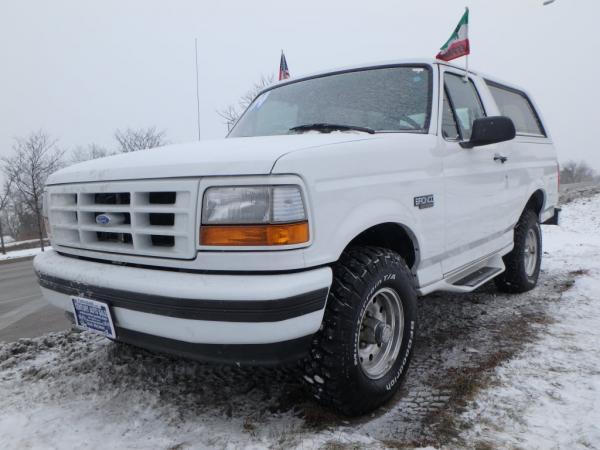 Ford Bronco 1994 $12950.00 incacar.com