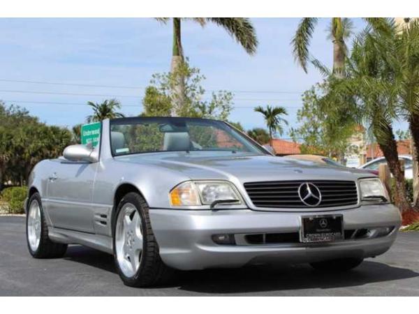 Mercedes-Benz SL-Class 2001 $17950.00 incacar.com