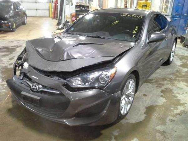 Hyundai Genesis Coupe 2013 $4350.00 incacar.com
