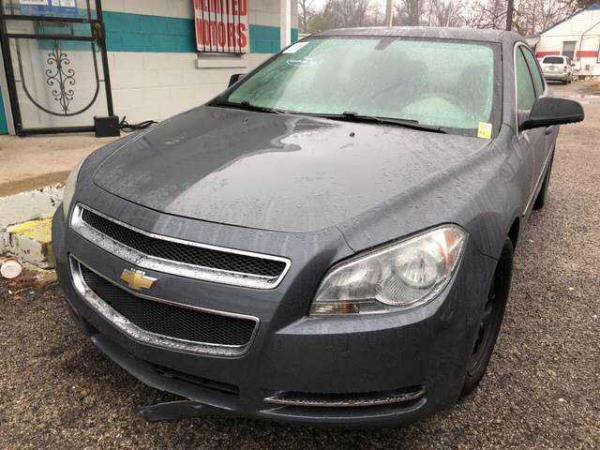 Chevrolet Malibu 2009 $3500.00 incacar.com