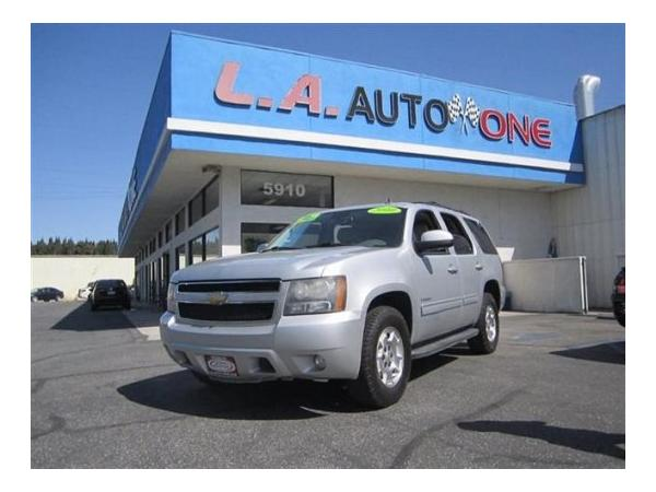 Chevrolet Tahoe 2010 $12989.00 incacar.com