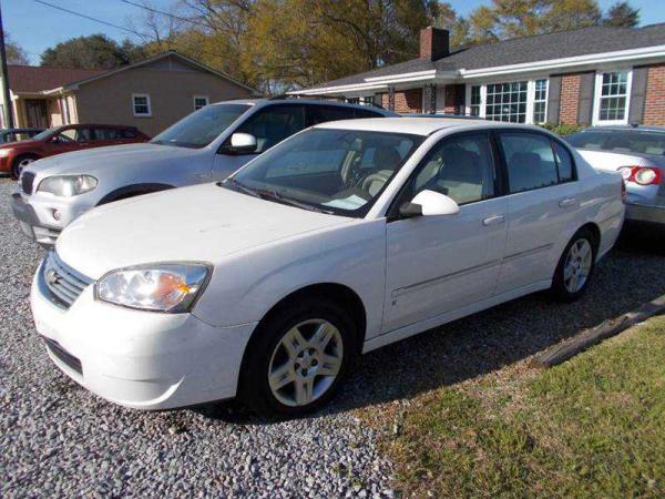 Chevrolet Malibu 2006 $1500.00 incacar.com
