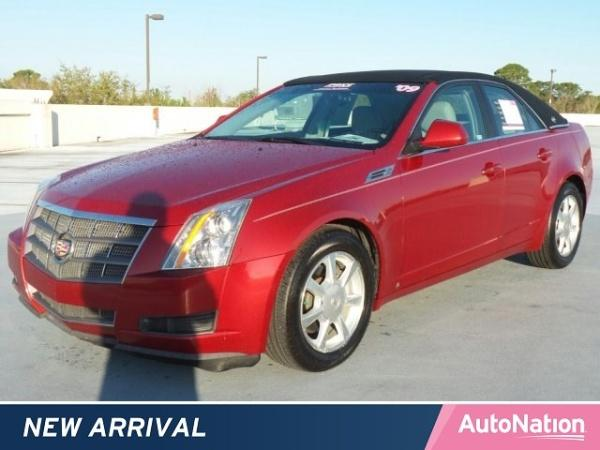 Cadillac CTS 2009 $10963.00 incacar.com