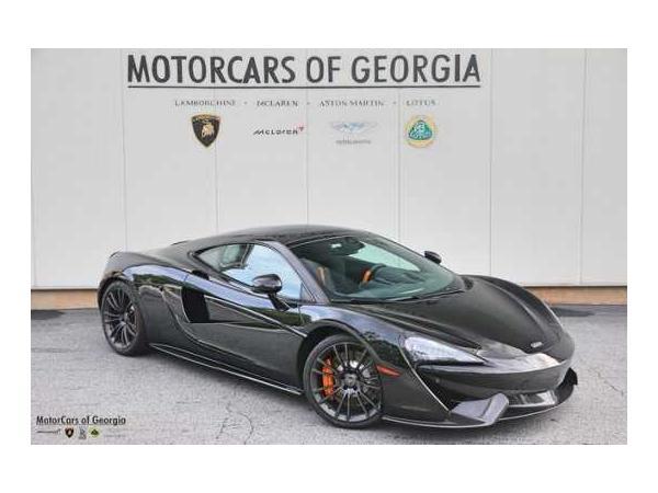 McLaren 570GT 2017 $222880.00 incacar.com