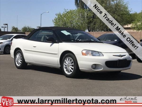 Chrysler Sebring 2003 $7995.00 incacar.com