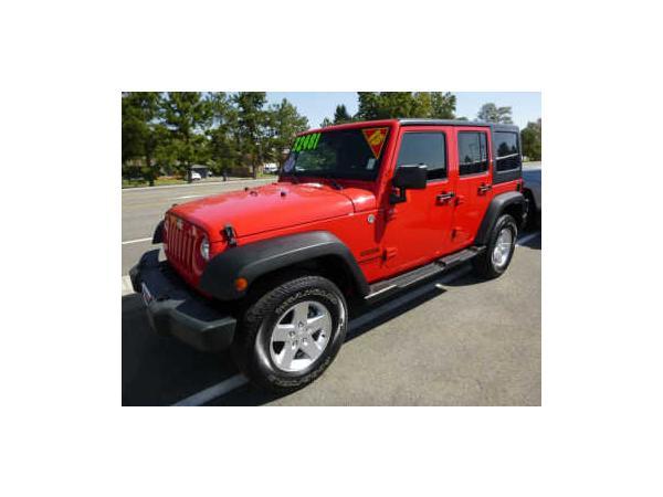 Jeep Wrangler 2015 $34999.00 incacar.com