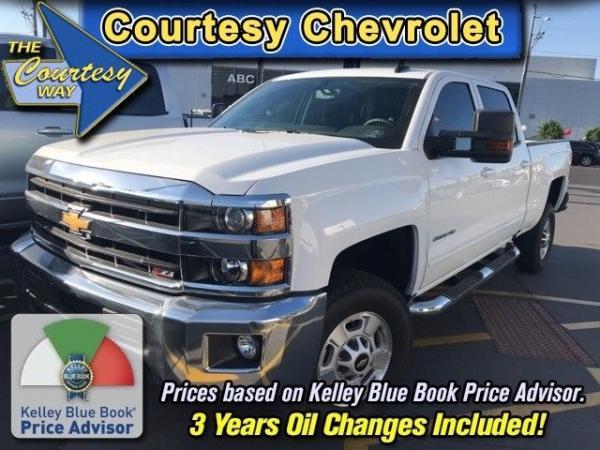Chevrolet Silverado 2500 2018 $44500.00 incacar.com