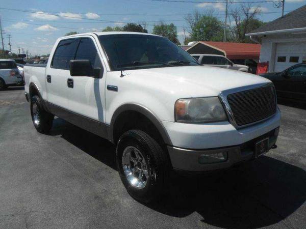 Ford F150 2004 $6450.00 incacar.com