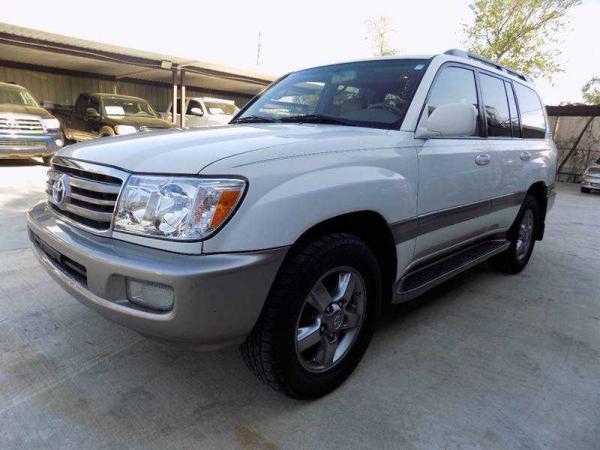 Toyota Land Cruiser 2007 $14995.00 incacar.com