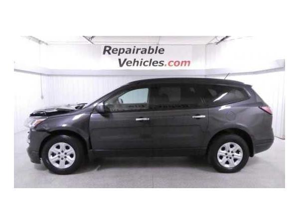 Chevrolet Traverse 2014 $4975.00 incacar.com