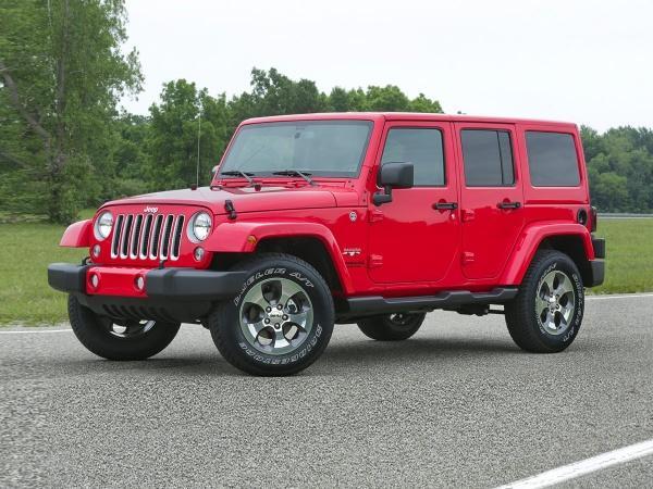 Jeep Wrangler Unlimited 2018 $31645.00 incacar.com