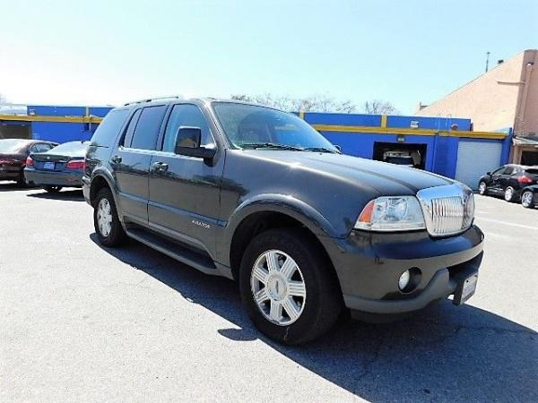 Lincoln Aviator 2005 $8890.00 incacar.com