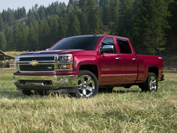 Chevrolet Silverado 1500 2014 $15990.00 incacar.com