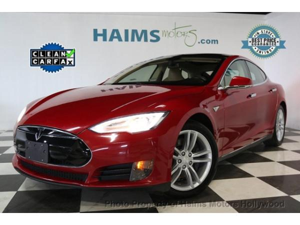Tesla Model S 2013 $39977.00 incacar.com