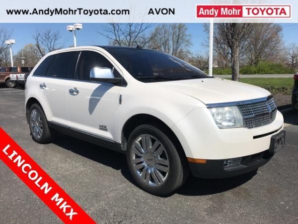Lincoln MKX 2009 $6897.00 incacar.com