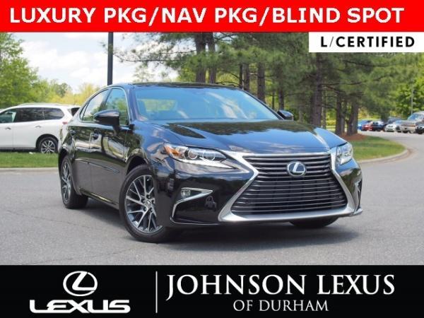 Lexus ES 300h 2018 $40899.00 incacar.com