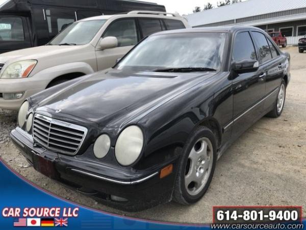 Mercedes-Benz E-Class 2001 $2450.00 incacar.com