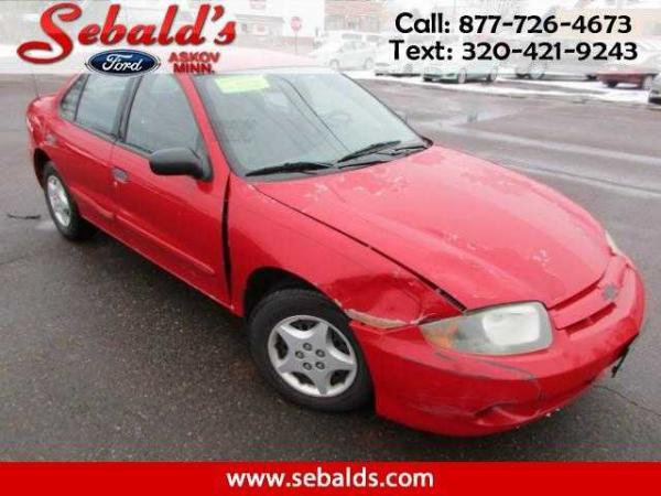 Chevrolet Cavalier 2005 $1495.00 incacar.com