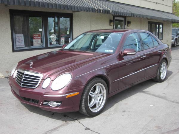 Mercedes-Benz E 2007 $8999.00 incacar.com