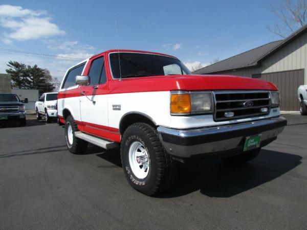 Ford Bronco 1988 $10977.00 incacar.com